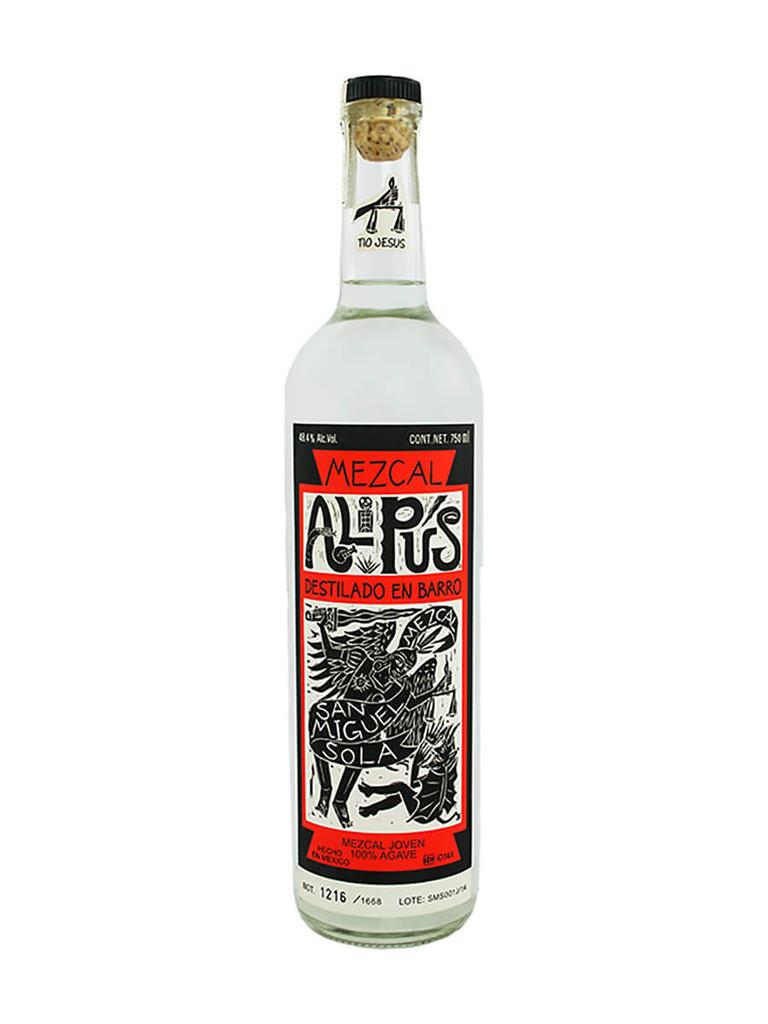 Alipus Mezcal Destilado en Barro San Miguel