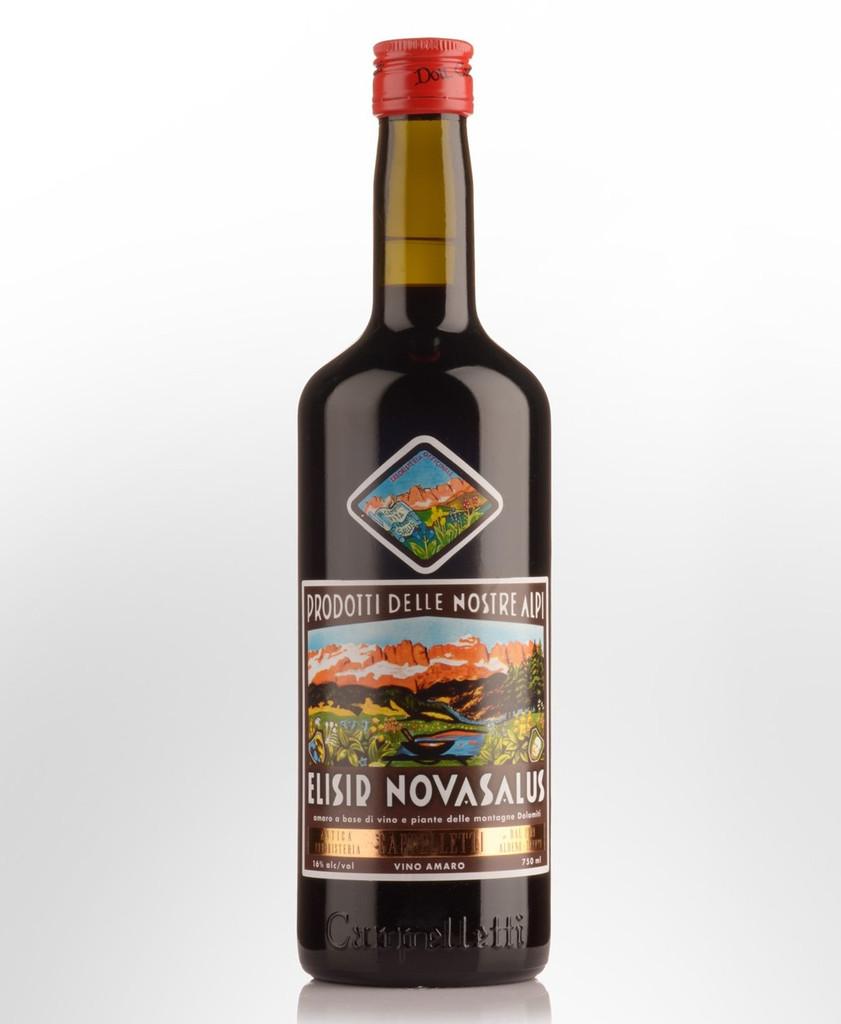 Elisir Novasalus Digestif Vino Amaro