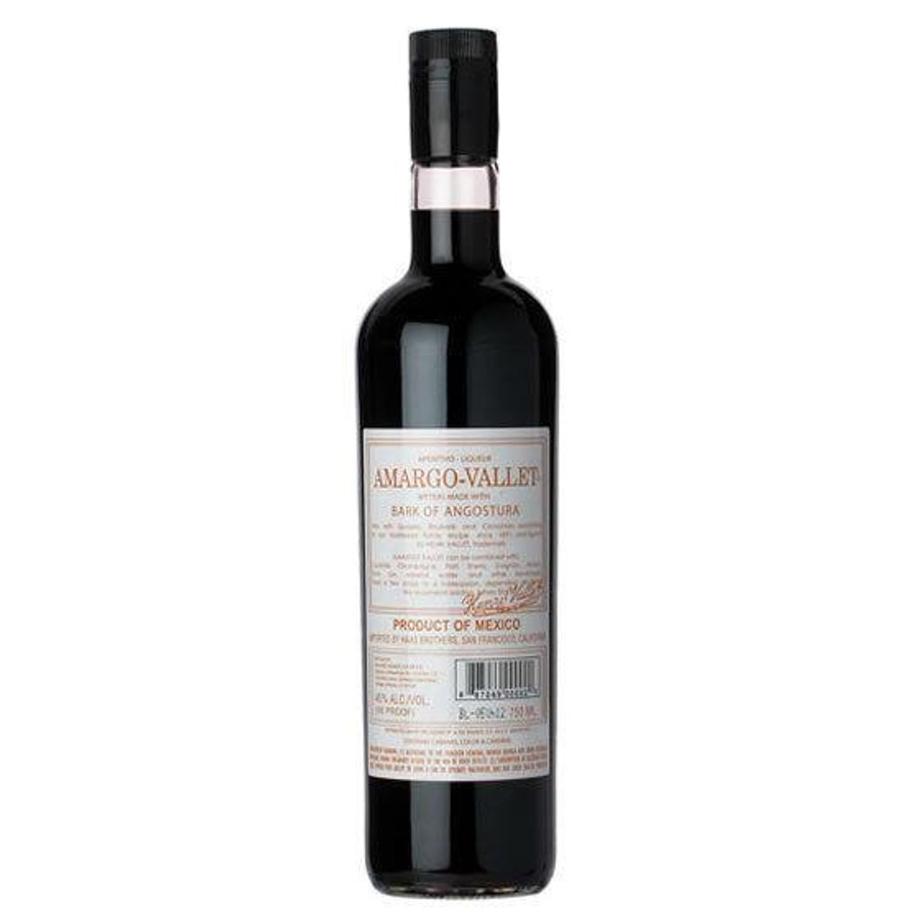 Amargo Angostura Vallet Liqueur