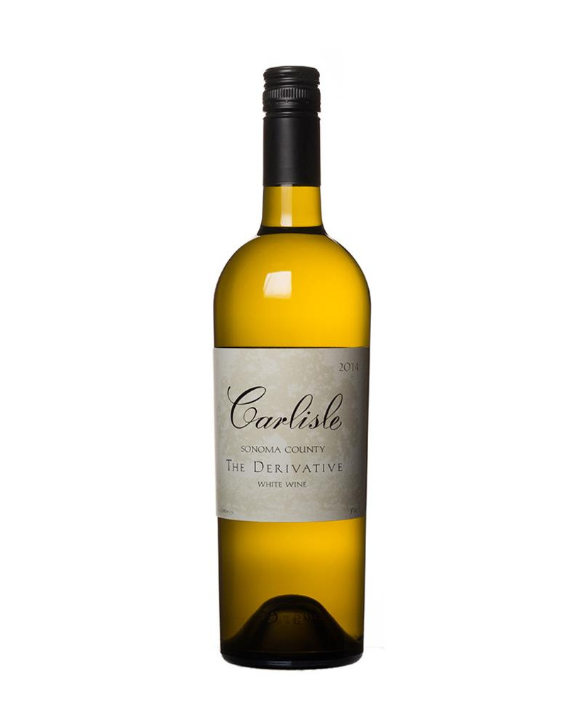 "Carlisle ""The Derivative"" White Wine 2015"
