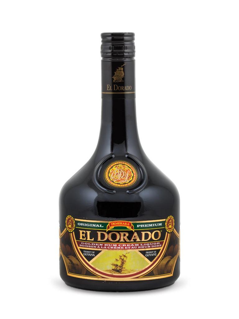 El Dorado Golden Rum Cream Liqueur