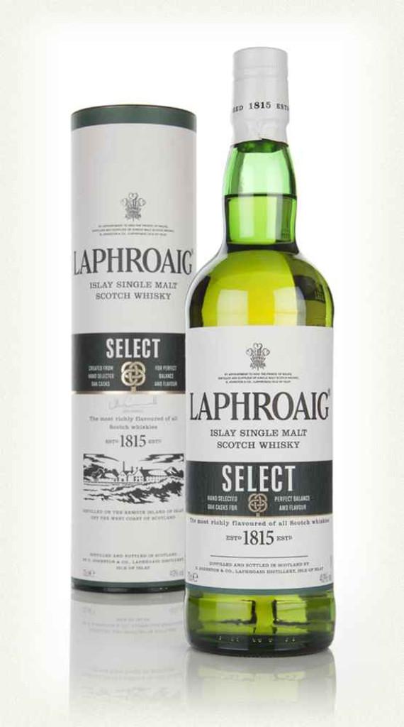 Laphroaig, Select Islay Single Malt Scotch Whisky