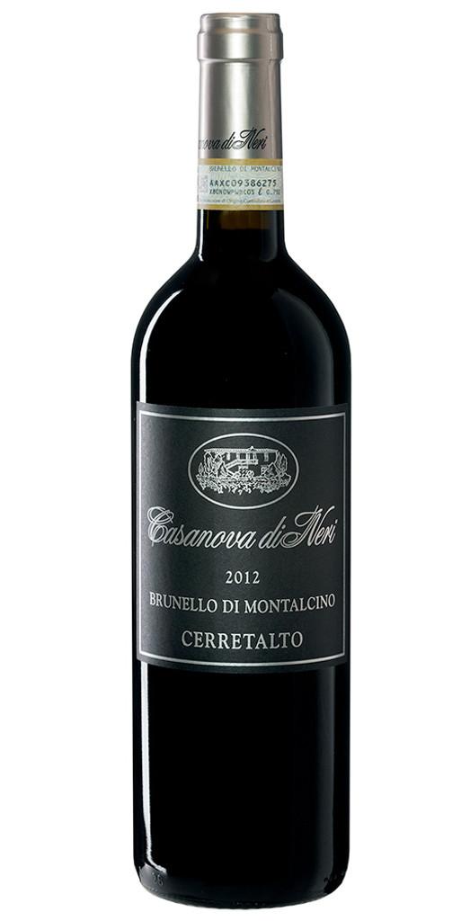 """Casanova di Neri Brunello di Montalcino """"Cerretalto"""" 2012"""
