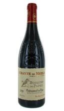 Bosquet des Papes Châteauneuf-du-Pape Rouge Cuvée Chante le Merle 2014