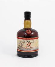 El Dorado Super Premium 12 Year Old Rum