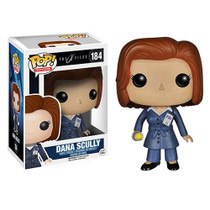 Funko X-Files Dana Scully Pop! Vinyl Figure