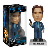 Funko X-Files Fox Mulder Funko Wacky Wobbler - Bobble Head