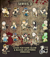 Funko Walking Dead Series 3 Mystery Minis Mystery Pack