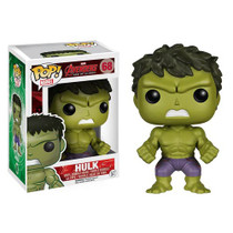 Funko Avengers Age of Ultron Hulk Pop! Vinyl Bobble Head Figure