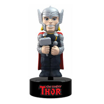 The Mighty Thor Marvel Comics Solar-Powered Bobble Head