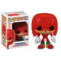 Funko Sonic the Hedgehog Knuckles Pop! Vinyl Figure