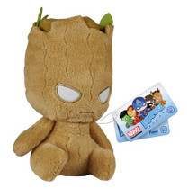 Funko Guardians of the Galaxy Groot Mopeez Plush
