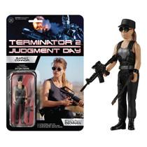 Funko Terminator 2 Sarah Connor ReAction 3 3/4-Inch Retro Action Figure