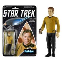 Funko Star Trek Captain Kirk ReAction 3 3/4-Inch Retro Action Figure