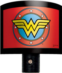 Wonder Woman Symbol Night Light
