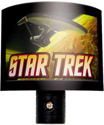 Star Trek Logo Night Light