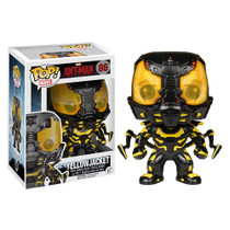 Funko Ant-Man Yellowjacket Pop! Vinyl Bobble Head Figure #86