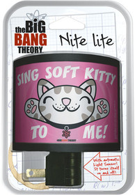The Big Bang Theory Soft Kitty Night Light