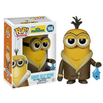 Funko Minions Movie Bored Silly Kevin Pop! Vinyl Figure #166