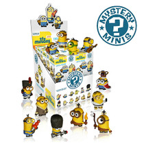 Funko Minions Movie Mystery Minis Mini-Figure Random 1-Pack