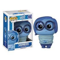 Funko Inside Out Sadness Disney Pixar Pop! Vinyl Figure #133