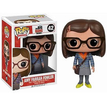 Fukno Big Bang Theory Amy Farrah Fowler Pop! Vinyl Figure