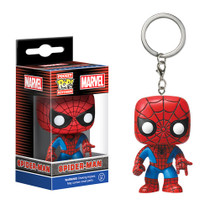 Funko Spider-Man Pop! Vinyl Figure Key Chain