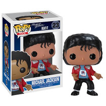 Funko POP! Rocks Michael Jackson Vinyl Figure #23 [Beat It]