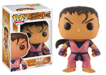 Funko POP! Games Street Fighter Dan Vinyl Figure #142