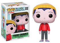 Funko Bojack Horseman Pocket POP! Television Todd Chavez Viny Figure #232