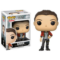 Explore the wonders of planet Earth and battle for survival with The 100! From the hit CW show, your favorite character is now an adorable Pop! Vinyl figure. Packaged in a window display box, this The 100 Raven Pop! Vinyl Figure measures approximately 3 3/4-inches tall. Ages 17 and up.