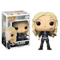 Explore the wonders of planet Earth and battle for survival with The 100! From the hit CW show, your favorite character is now an adorable Pop! Vinyl figure. Packaged in a window display box, this The 100 Clarke Griffin Pop! Vinyl Figure measures approximately 3 3/4-inches tall. Ages 17 and up.