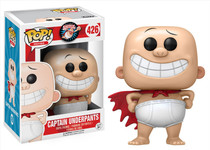 Captain Underpants Pop! Vinyl Figure