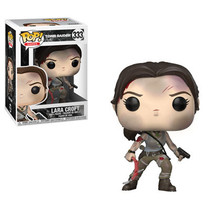 Tomb Raider Funko POP! Games Lara Croft Vinyl Figure #333