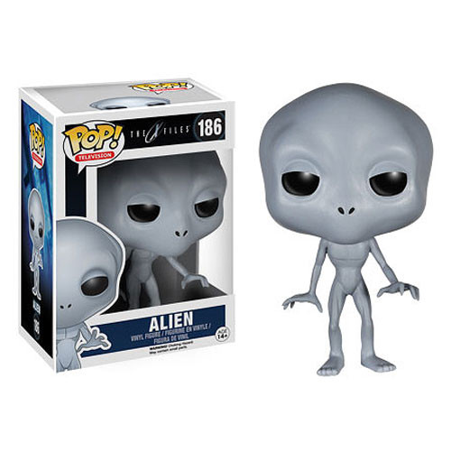 Funko X-Files Alien Pop! Vinyl Figure