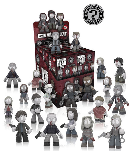 Funko Walking Dead In Memoriam Mystery Minis Series 8 - sealed One Pack
