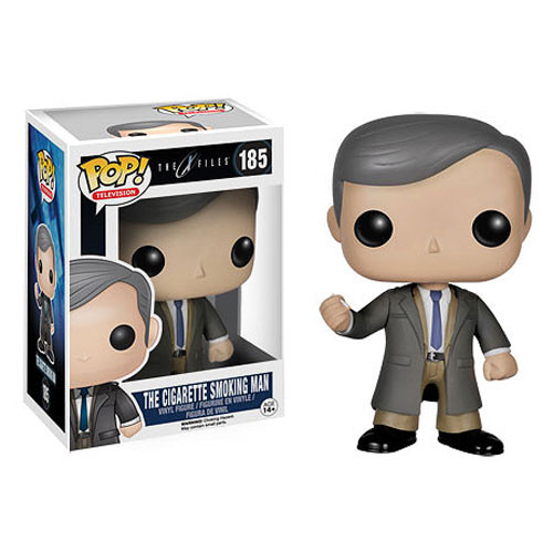 Funko X-Files Cigarette Smoking Man Pop! Vinyl Figure