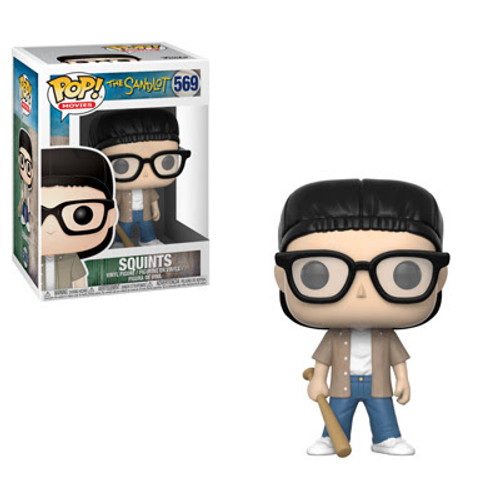 The Sandlot Funko POP! Movies Squints Vinyl Figure #569