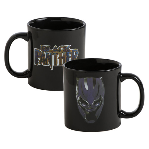 Black Panther 20 oz. Heat-Reactive Mug