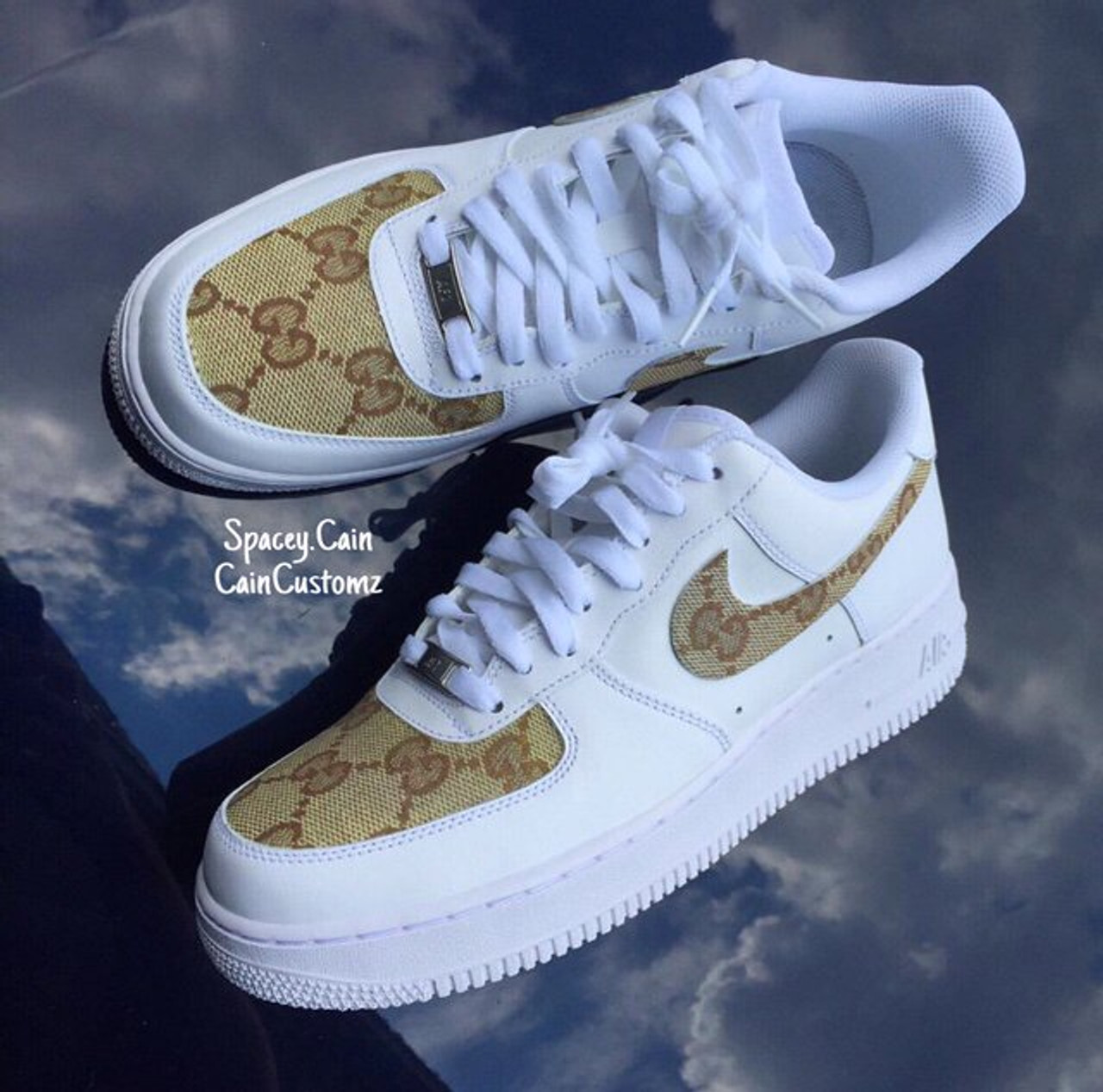 Gucci Air Force One Lows Men