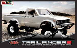 Trail Finder 1 & 2 TF2 Mojave Hilux Pick-up Truck