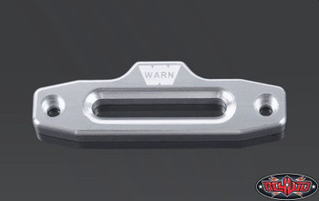 RC4WD 1/10 Warn Hawse Polished Aluminum Fairlead TOY 9.5cti Winch OEM fit S1310