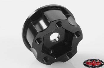 """1.9"""" 2.2"""" 5 lug Wagon Steel Wheel 12mm Hex Hub + 6 mm Offset RC4WD Z-S1276 RC"""