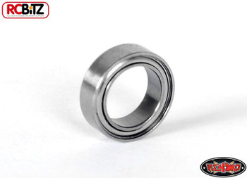 Metal Shield Bearings 8 x 12 x 3.5mm 10 Super Bully and Yota TF2 Axles Z-S0681
