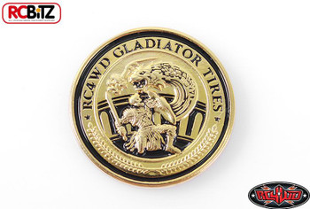RC4WD Gladiator Tyre Collector Coin Collector Z-L0059 Merchandise