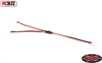 RC4WD Y Harness with Tamiya Leads Winch Wire connection lead Z-S1577 RC Bitz