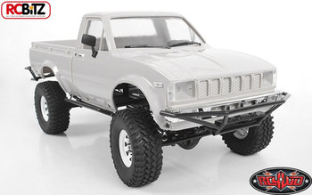 Trail Finder 2 Truck Kit Mojave II Body Set GREY 4x4 Scaler RC4WD TF2 Z-K0049
