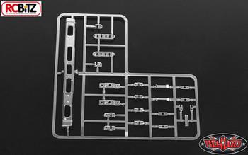 RC4WD Mojave II Chrome Bumper Parts Tree Trail Finder 2 TF2 RC4WD Z-B0076