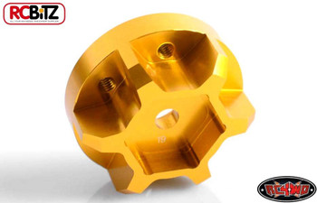 19mm Universal Hex for 40 Series and Clod Wheels RC4WD Z-S0725 Orange