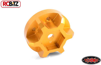 17mm Universal Hex for 40 Series and Clod Wheels RC4WD Z-S0847 Orange